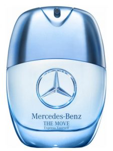 The Move Express Yourself by Mercedes-Benz