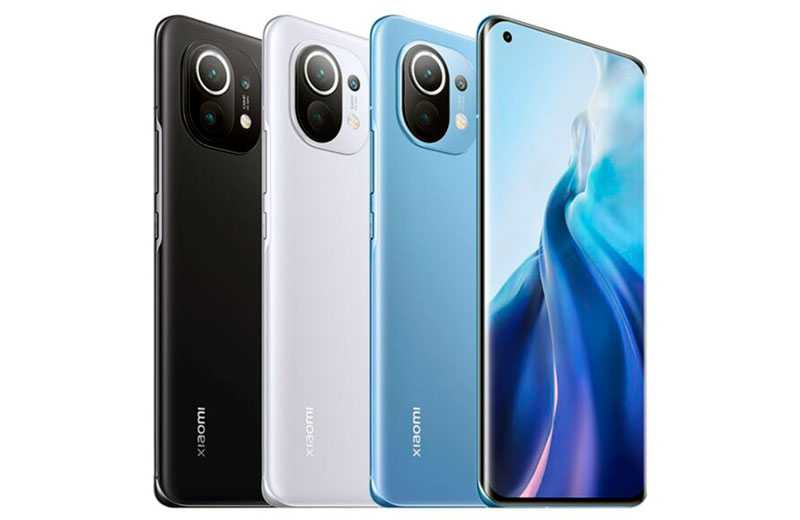 Xiaomi Mi 11 - Best Chinese Phones 2021