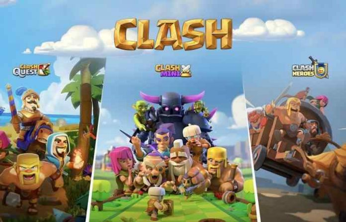 3 New Clash of Clans Games Are Coming To Mobile