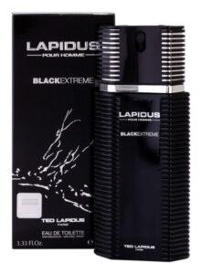 Lapidus Pour Homme Black Extreme by Ted Lapidus