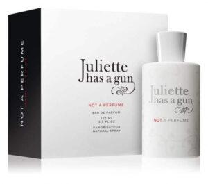 Not a Perfume de Juliette has a gun