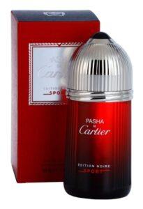 Pasha de Cartier Edition Noire Sport by Cartier