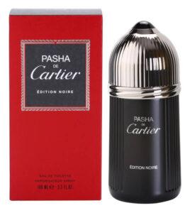 Pasha de Cartier Edition Noire de Cartier
