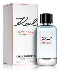 Places by Karl New York, Mercer Street by Karl Lagerfeld