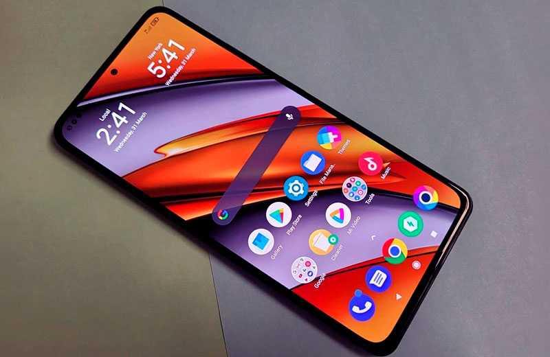 Xiaomi Poco F3 Screen