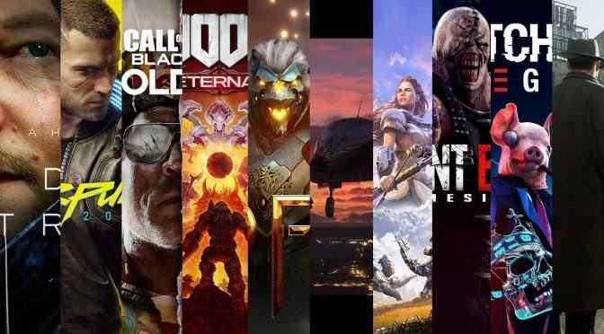 Best PC Games 2021