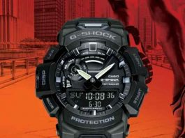 Casio G Shock GBA900 Specifications, Price, and Features