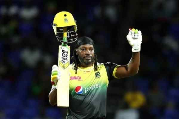 Chris Gayle to Play in CPL 2021