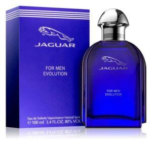 Evolution by Jaguar
