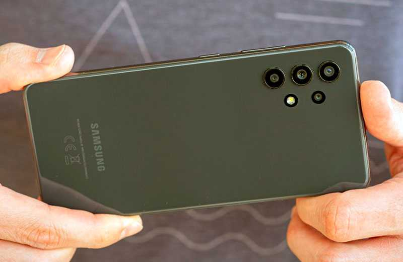 Galaxy A32 5G Camera