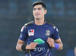 Naseem Shah Dropped Out of PSL 2021 For Breaking Protocols