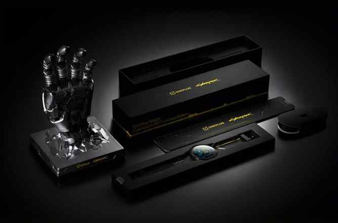 OnePlus Watch Cyberpunk 2077 Limited Edition, Specs, Price, Release Date & Features Introduced