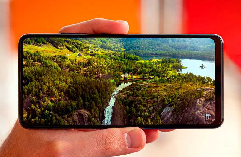 Galaxy A32 Screen with a frequency of 90 Hz