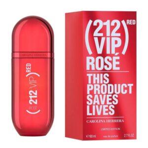212 VIP Rosé Red by Carolina Herrera