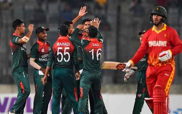 Bangladesh vs Zimbabwe 2nd ODI Live Streaming, ZIM vs BAN 2021