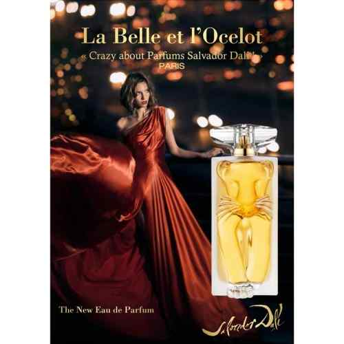 Best Salvador Dali Perfumes for Women