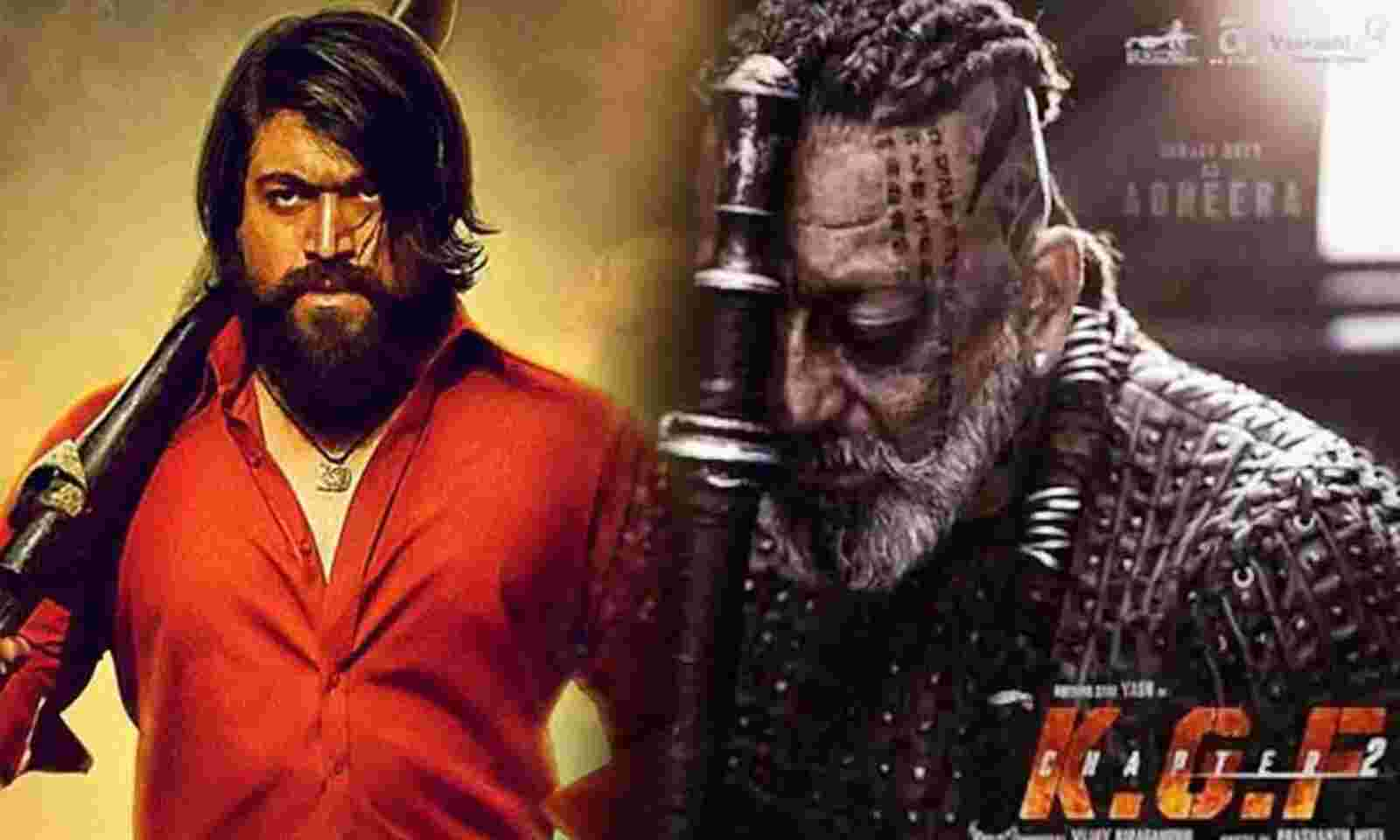 Download KGF Chapter 2 Full Movie in Hindi, Tamil, Telugu in 480p, 720p, & in 1080p