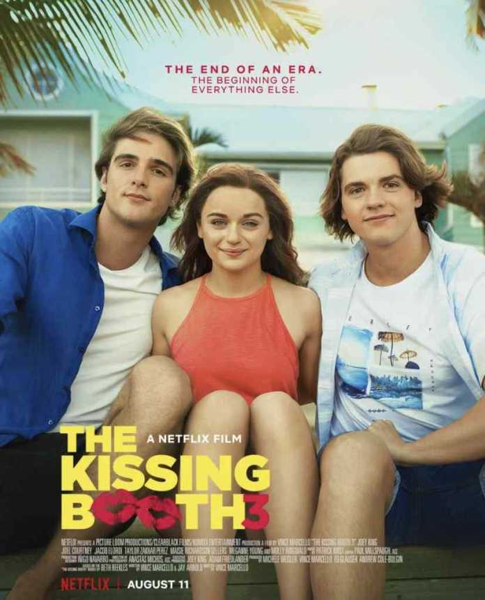Watch and Download Kissing Booth 3 Full Movie Online