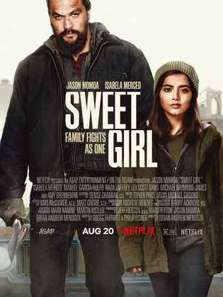 Watch and Download Sweet Girl 2021 Movie Online 480p, 720p, Torrent