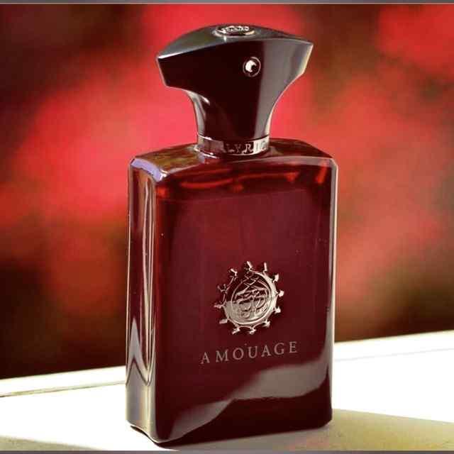 Best Amouage Perfumes For Men