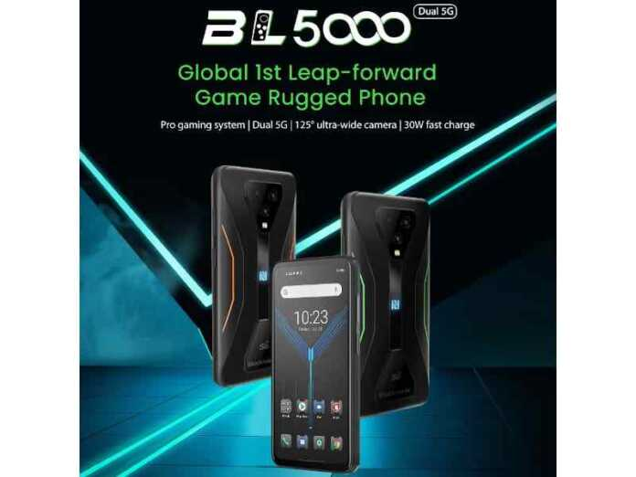Blackview BL5000 5G Specifications, Release Date, and Price in India