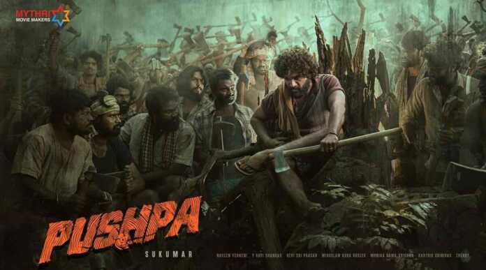 Watch and Download Pushpa: The Rise - Part 1 2021 Full Movie Hindi Dubbed in 480p - 720p - 1080p