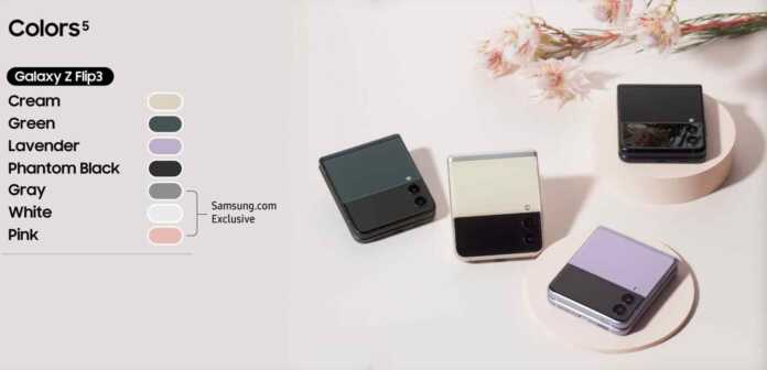 Samsung Galaxy Z Flip3 5G Specs, Release Date, and Price in India