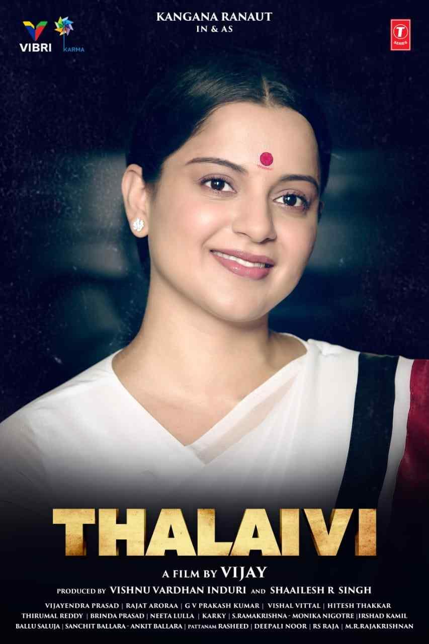 Thalaivi Full Movie Download Hindi - Watch Thalaivi Movie Online