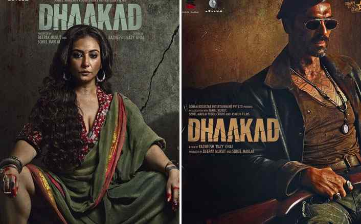Watch and Download Dhaakad Full Movie Online – 480p, 720p, Torrent