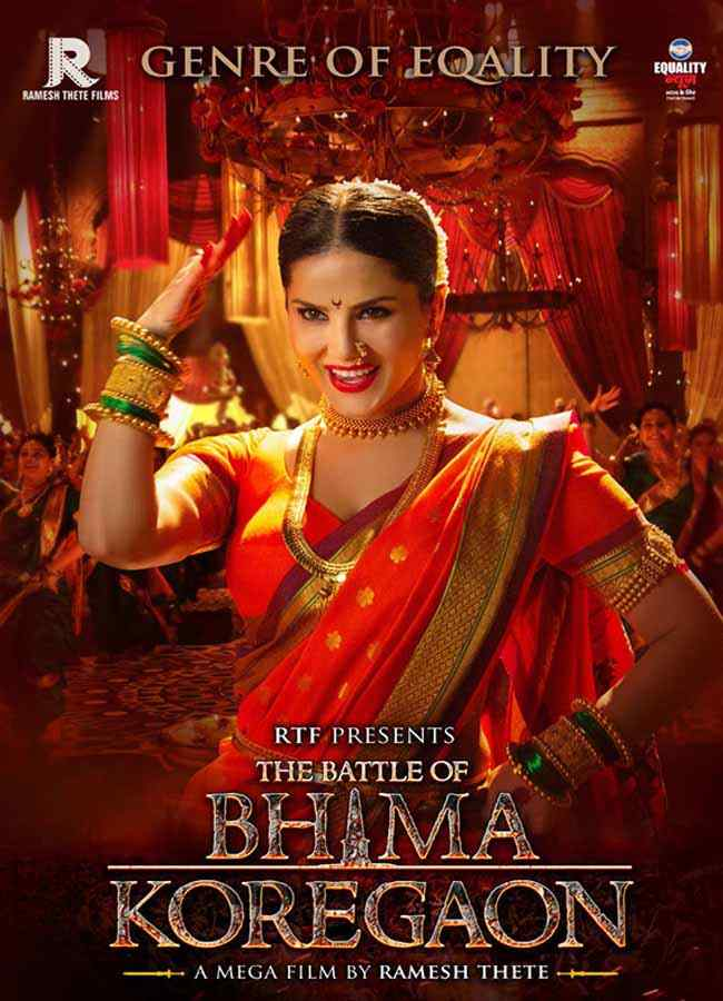 Watch and Download The Battle of Bhima Koregaon (2021) Full Movie