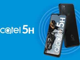 Alcatel 5H Price in India, Specifications, and Release Date