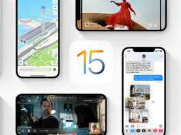 Apple launches iOS 15 and iPadOS 15 Update Distribution