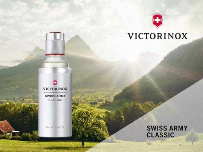 Best Victorinox Swiss Army Perfumes For Men
