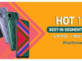 Infinix Hot 11S Price, Specifications and Release Date