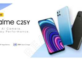 Realme C25Y Price, Specifications, and Release Date
