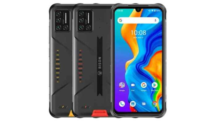 Umidigi Bison Rugged Smartphone Price and Features