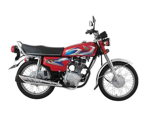 Atlas Honda CG 125 2022 Sticker and Price
