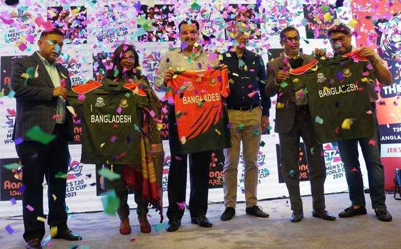 Bangladesh T20 World Cup 2021 Jersey