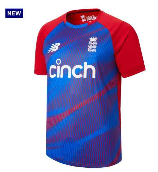 England Team Jersey for T20 World Cup 2021