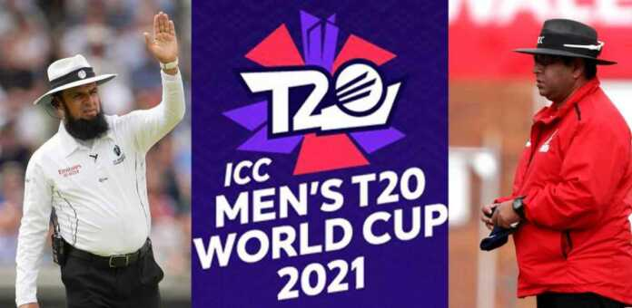 ICC Announced 20-Member Match Officials for ICC T20 World Cup 2021