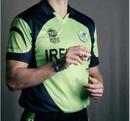 Ireland Team Jersey for T20 World Cup 2021