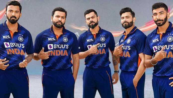 MPL Sports Unveiled India T20 World Cup 2021 Jersey and Kit